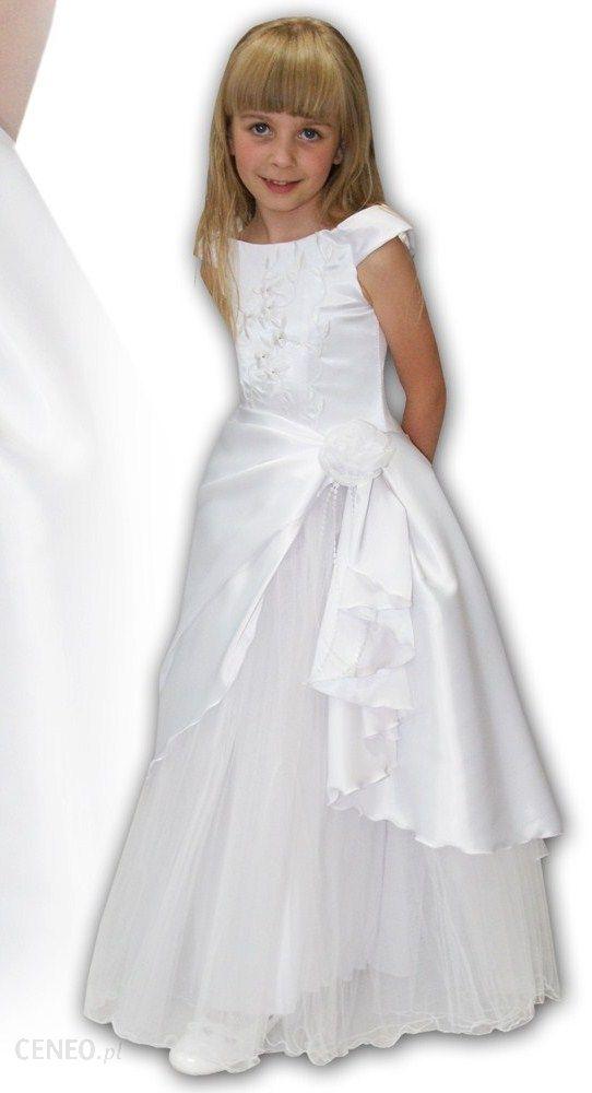 17a54f40f9 Carpe Diem Sukienka Komunijna Fantazja 015 IDN-08 - Ceny i opinie ...