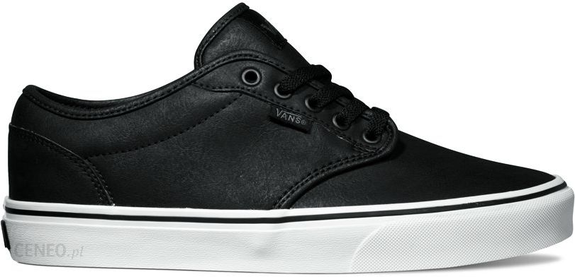 Vans M Atwood (Buck Leather) Black 44.5 - Ceny i opinie - Ceneo.pl 698fd6284