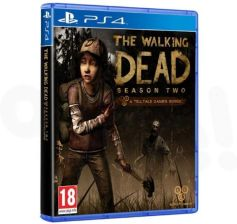 Walking Dead Season Two (Gra PS4)