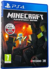 Minecraft (Gra PS4)