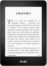 Amazon Kindle Voyage Czarny (Bez Reklam)