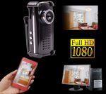 Kamera IP Spy Electronics Ltd  Mini-Kamera Wifi/P2P Full Hd (Zasięg Cały  Świat)  (59077734199) - Kamera IP - Opinie i ceny na Ceneo pl