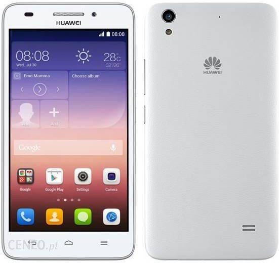 Huawei Ascend G620 Bialy Cena Opinie Na Ceneo Pl