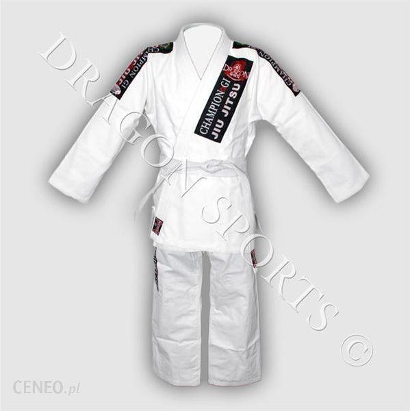 fd7da27fb070c Dragon Kimono Gi Brazilian Jiu-Jitsu Profi 160 Cm - Ceny i opinie ...