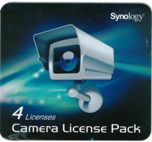 Synology Licencja Nvr Na 4 Kamery