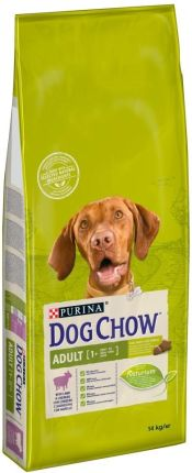 Dog Chow Adult Jagnięcina 14kg