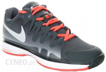8451ce40ecda Nike Zoom Vapor 9.5 Tour - Dark Magnet Grey Pure Platinum Bright Mango (