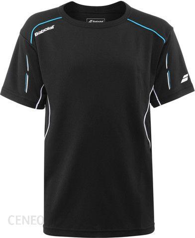 Babolat Koszulka T Shirt Match Core Boy Black (42S1470 105)