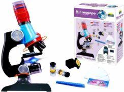 DROMADER Mikroskop 100, 400, 1200 x