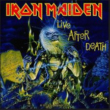 Iron Maiden - Live After Death Limited Edition (Winyl)