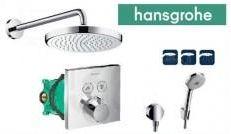 Zestaw Prysznicowy Hansgrohe Select Bateria Zestaw Prysznicowy