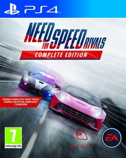 Need For Speed Rivals Goty Gra Ps4 Ceny I Opinie Ceneo Pl