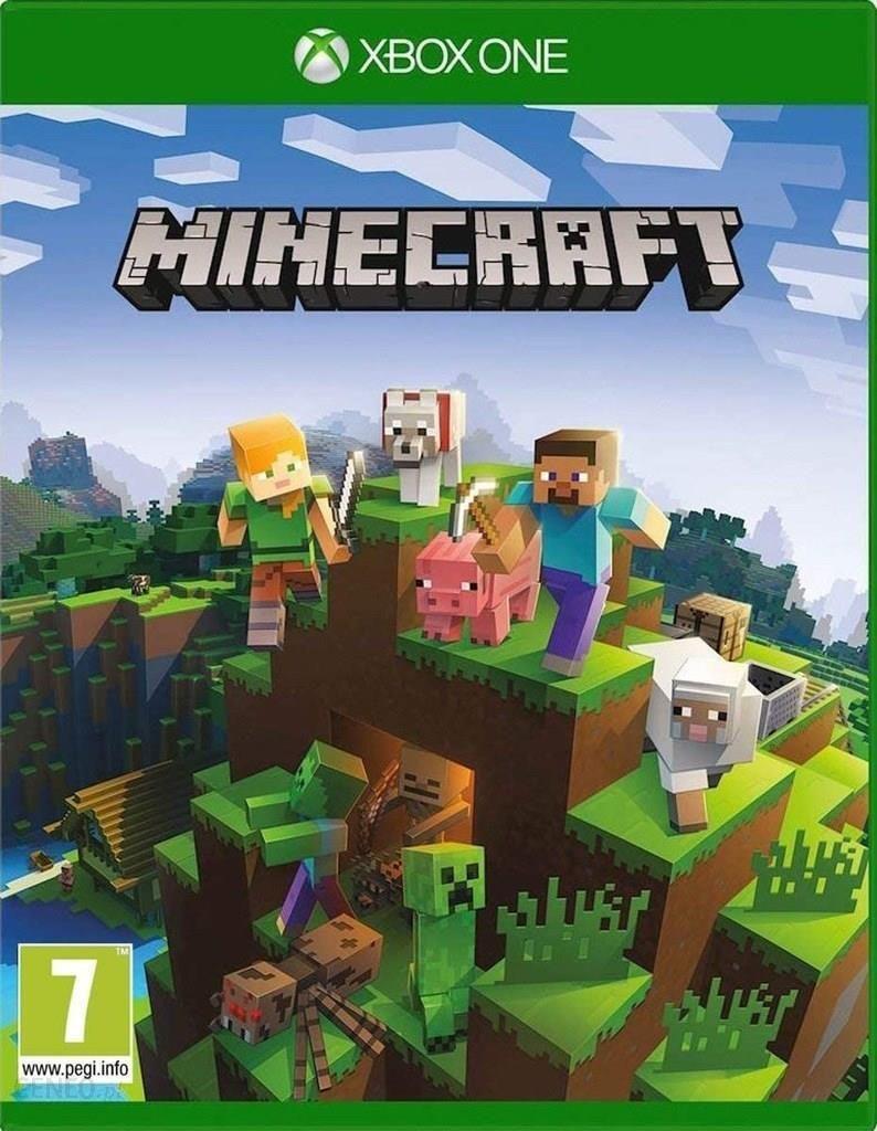 a8f2be995 Minecraft (Gra Xbox One) od 64,99 zł - Ceny i opinie - Ceneo.pl