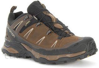 Buty trekkingowe Salomon X Ultra Ltr Gore Tex. Buty brązowo czarne 46 Ceny i opinie Ceneo.pl
