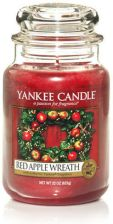 Yankee Candle Red Apple Wreath Słoik Duży