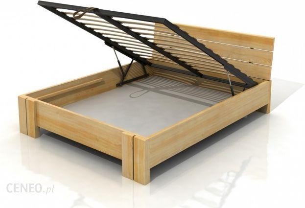 Meblemix Arhus Z Pojemnikiem Na Pościel łóżko Sosnowe 140x200cm Viłóoarp02 Opinie I Atrakcyjne Ceny Na Ceneopl