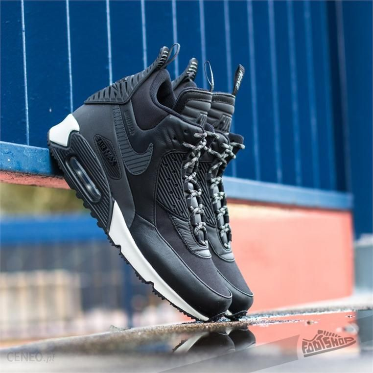 Nike Air Max 90 Sneakerboot Winter BlackBlack | HYPEBEAST