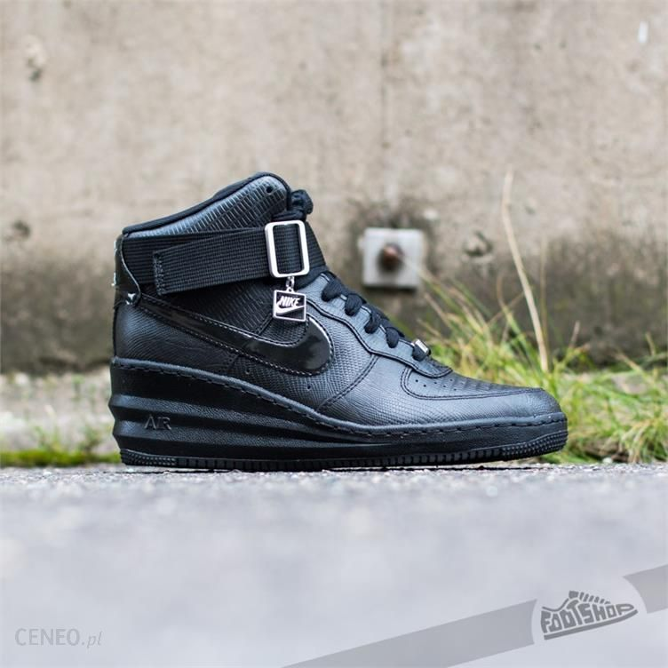 Nike Air Force 1 WMNS Metallic Silver Black