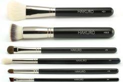 Hakuro Zestaw 6 Profesjonalnych Pedzli Do Makijazu Opinie I Ceny Na Ceneo Pl