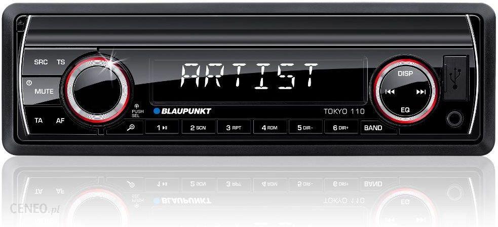 Radioodtwarzacz Samochodowy Blaupunkt Tokyo 110 Opinie I Ceny Na
