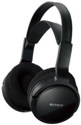 Słuchawki SONY MDR RF811RK Czarny Opinie i ceny na Ceneo.pl