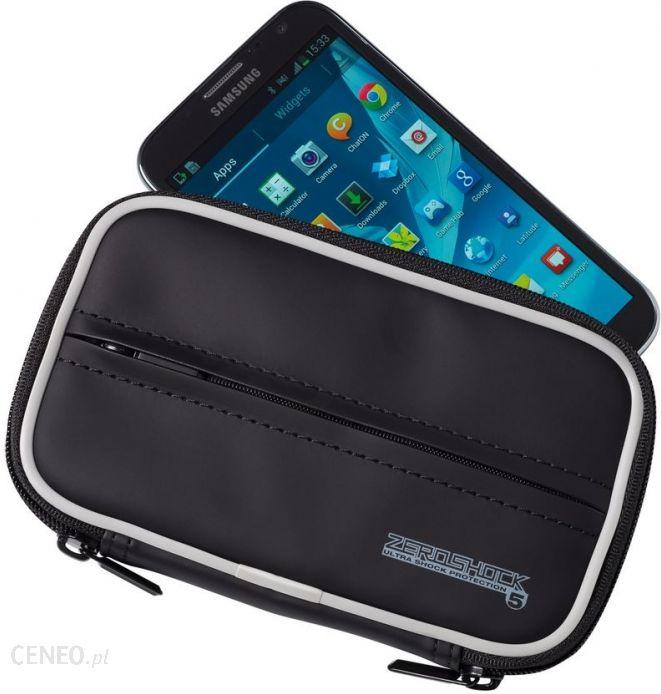 0f78a00226bd9 Elecom Zeroshock Etui Ochronne Do Samsung Galaxy Note 2 Czarne (10226) -  zdjęcie 1