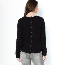 c748a37ffdf3 Sweter z okrągłym dekoltem