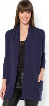 f49269eddae54 Długi sweter-narzutka