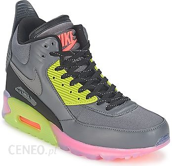Nike Air Max 90 Sneakerboot Ice Black Review