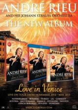 Andre Rieu - Love In Venice (Blu-ray)