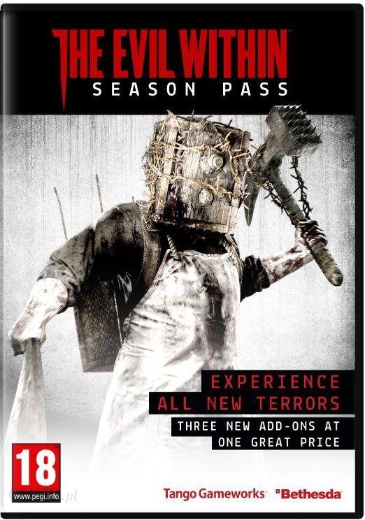 The Evil Within Season Pass Digital Od 9 00 Zl Opinie Ceneo Pl