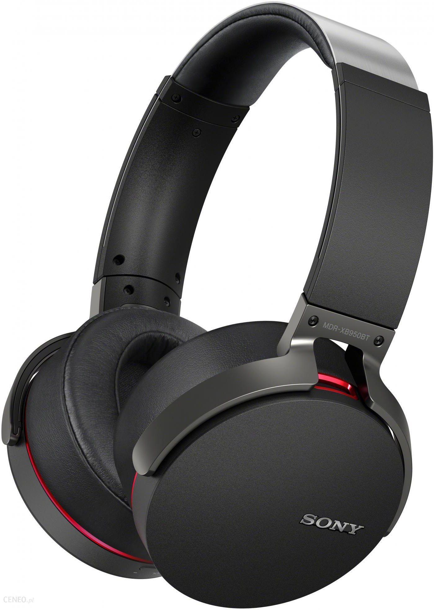 Sony MDR XB950BTB Czarny