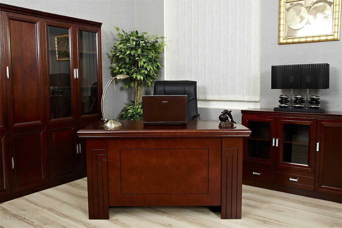 Bial meble status gabinet biurko g 1896m ceny i opinie for Scrivania avvocato