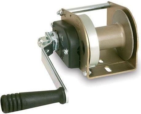 Rewelacyjny Manutan Ręczne wciągarki linowe (Manutan 282002) - Ceny i opinie DP66