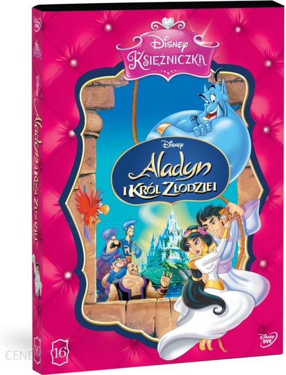 Film Dvd Aladyn I Król Złodziei Disney Księżniczka Dvd Ceny I Opinie Ceneo Pl