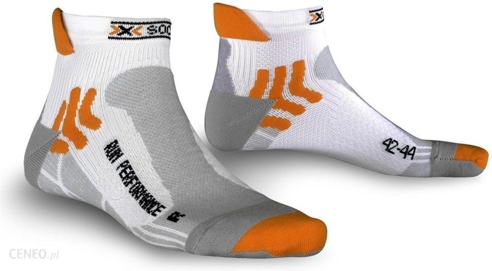 Skarpety biegowe męskie Run Performance X Socks X Bionic Ceny i opinie Ceneo.pl