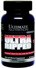 Ultimate Ultra Ripped 180 Kaps