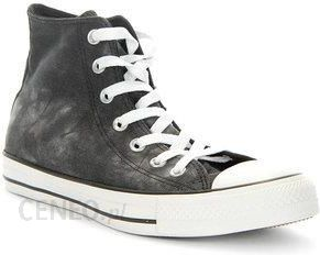 Converse CT HI. Trampki czarno białe | Sport | Moda
