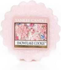 Yankee Candle Snowflake Cookie Wosk