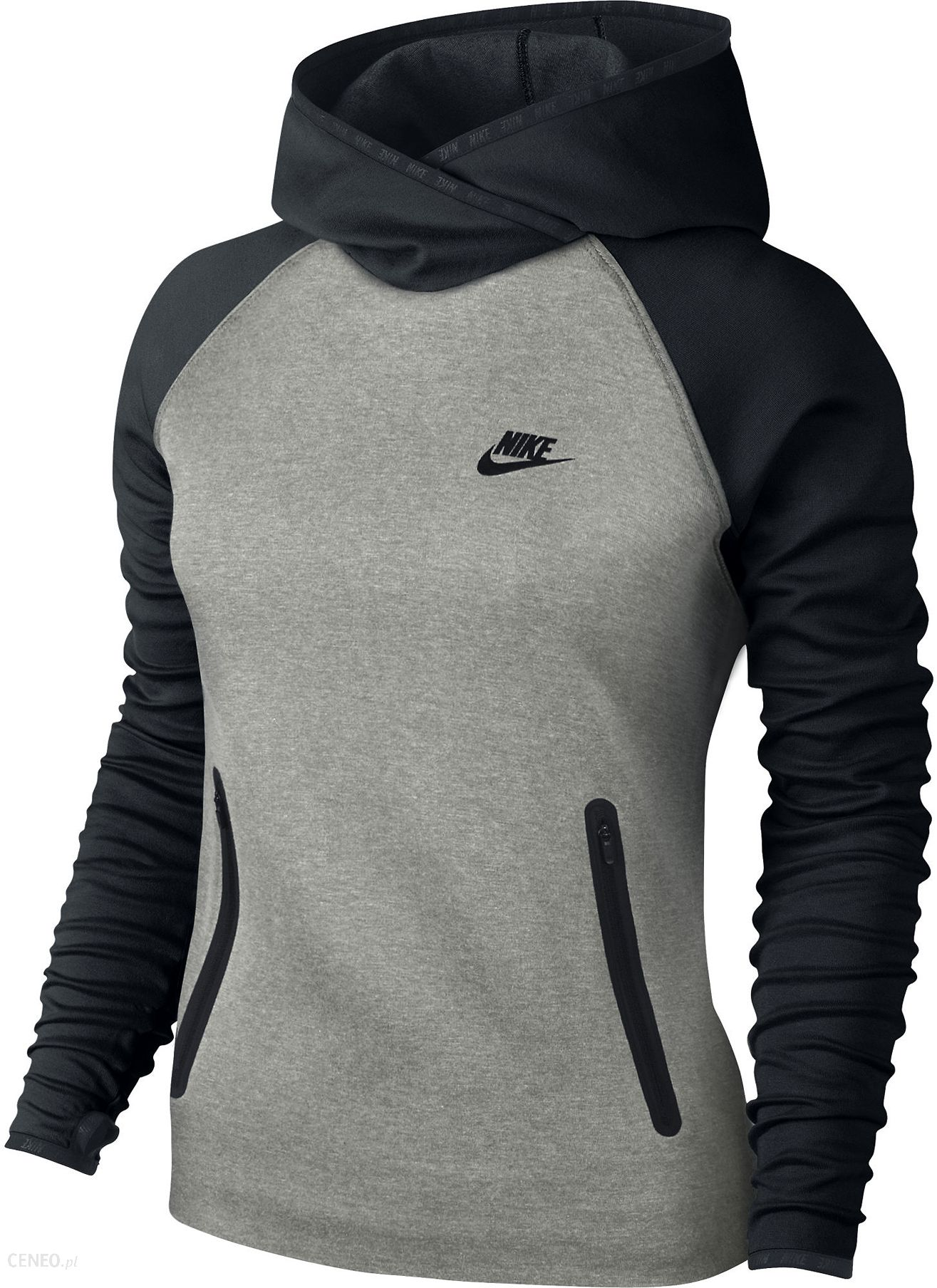 najlepsze trampki duża obniżka bliżej na Bluza Nike Tech Fleece Funnel 617186-012 - Ceny i opinie - Ceneo.pl