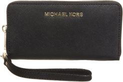 d2558a3f7e163 MICHAEL Michael Kors JET SET TRAVEL Portfel czarny - Ceny i opinie ...