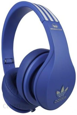 Monster Adidas Over Ear Blue