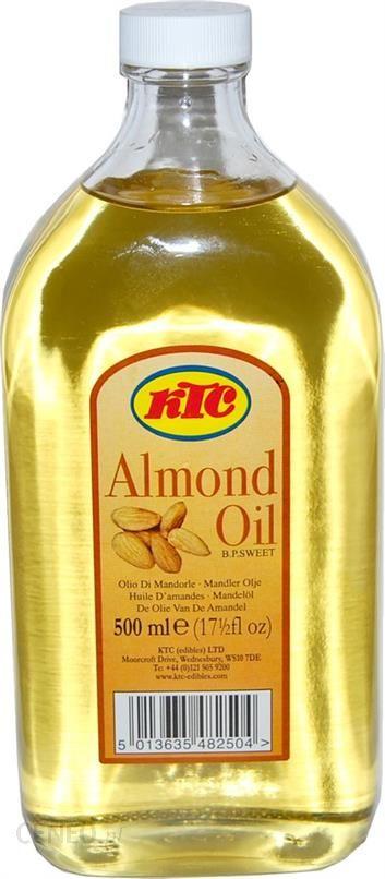 olejek migdałowy wypadanie włosów
