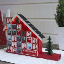 Xmas Living Glass Advent House Kalendarz Adwentowy Dom świecący 270 57 Opinie I Atrakcyjne Ceny Na Ceneo Pl
