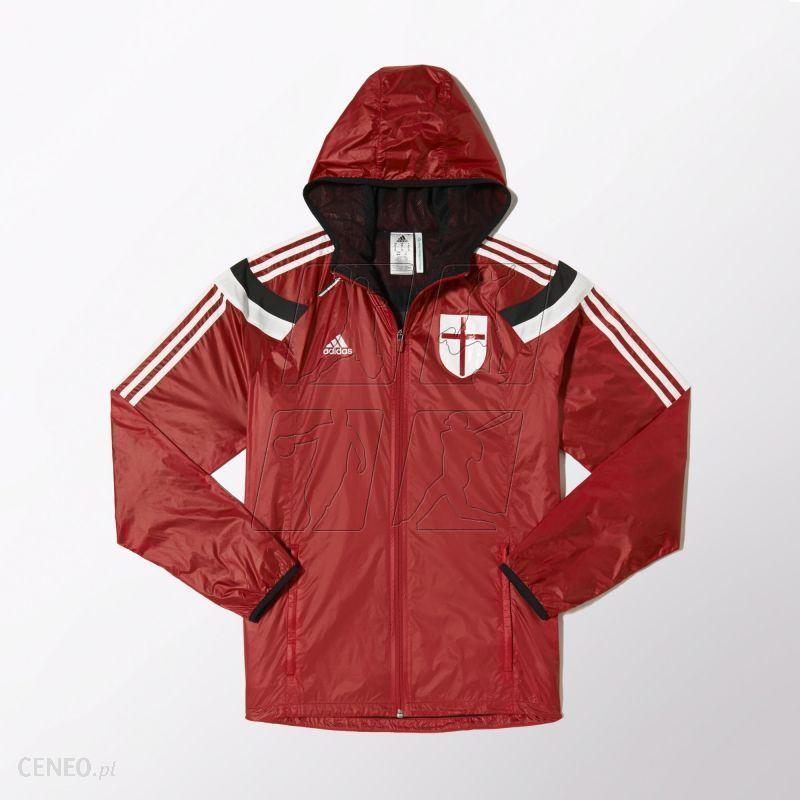 Adidas Kurtka Klubowa Ac Milan F85535 Ceny i opinie Ceneo.pl