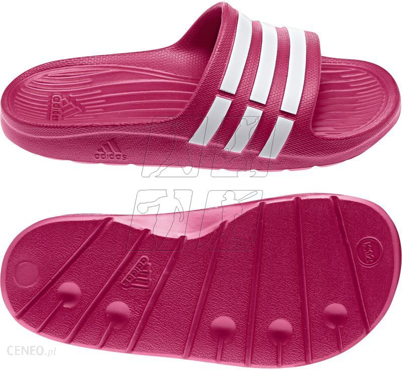promo code c9f71 182ed Adidas Duramo Slide K Jr D67480 - zdjęcie 1