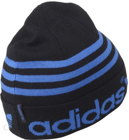 Czapka Adidas TEKSTAC BEAN LOGO P (G84782) Ceny i opinie Ceneo.pl