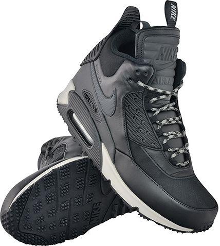 air max 90 sneakerboot black