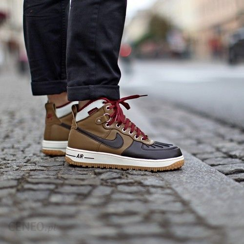 brand new b60ac 3946b Buty Nike Air Force 1 Duckboot quot Umber quot . ...