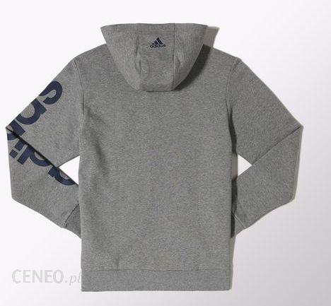 d9cdac0eb9ee Bluza Adidas Ess Lin Fz Hood (M67371) - Ceny i opinie - Ceneo.pl